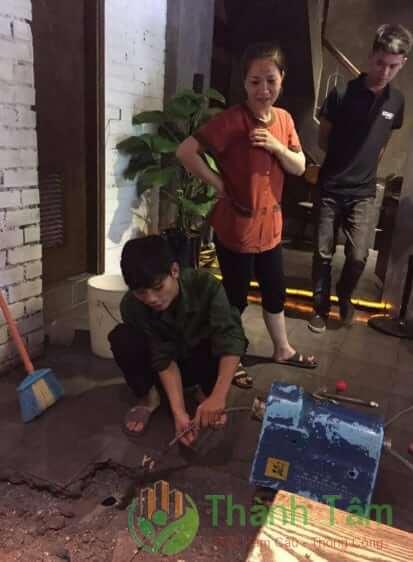 thông cống tại huyện Củ Chi