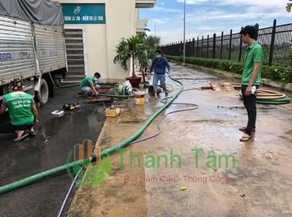 rút hầm cầu tại quận Gò Vấp