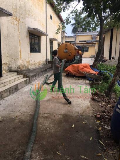 dịch vụ hút hầm cầu quận Phú Nhuận