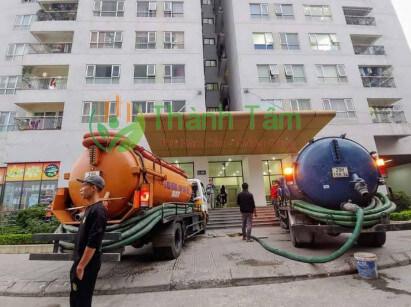 công ty Rút hầm cầu quận Tân Bình