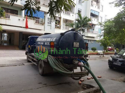 công ty hút hầm cầu tại huyện Cần Giờ